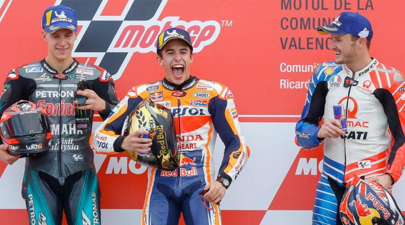 Marc Marquez 2019 Valencia GP