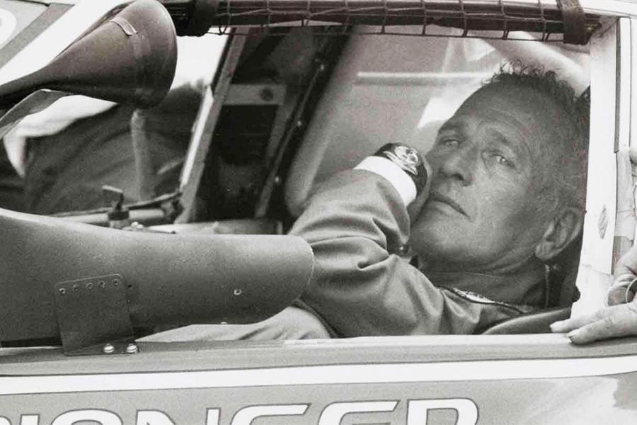 Paul Newman Rolex Daytona racing