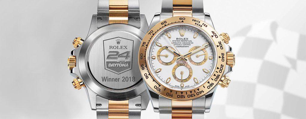Rolex 24 Hours of Daytona racing winner watch