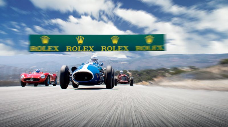 Rolex racing feature image