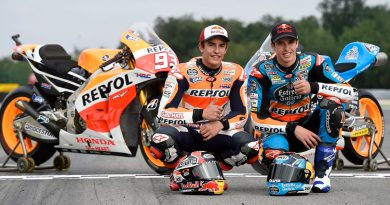 Alex Marquez Joins his Big Brother at Repsol Honda