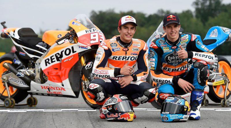 Alex Marquez Repsol Honda