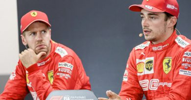 Ross Brawn says Ferrari F1 Drivers Need to Take Responsibility for Crash
