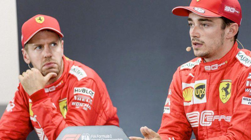 Ross Brawn says Ferrari F1 Drivers Need to Take Responsibility for Crash