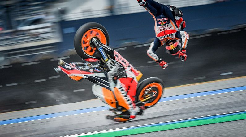 Marc Marquez recovery timeline