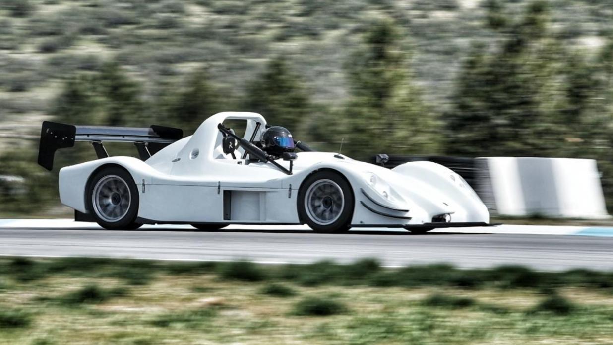 2012 Radical SR8 – Race Ready!