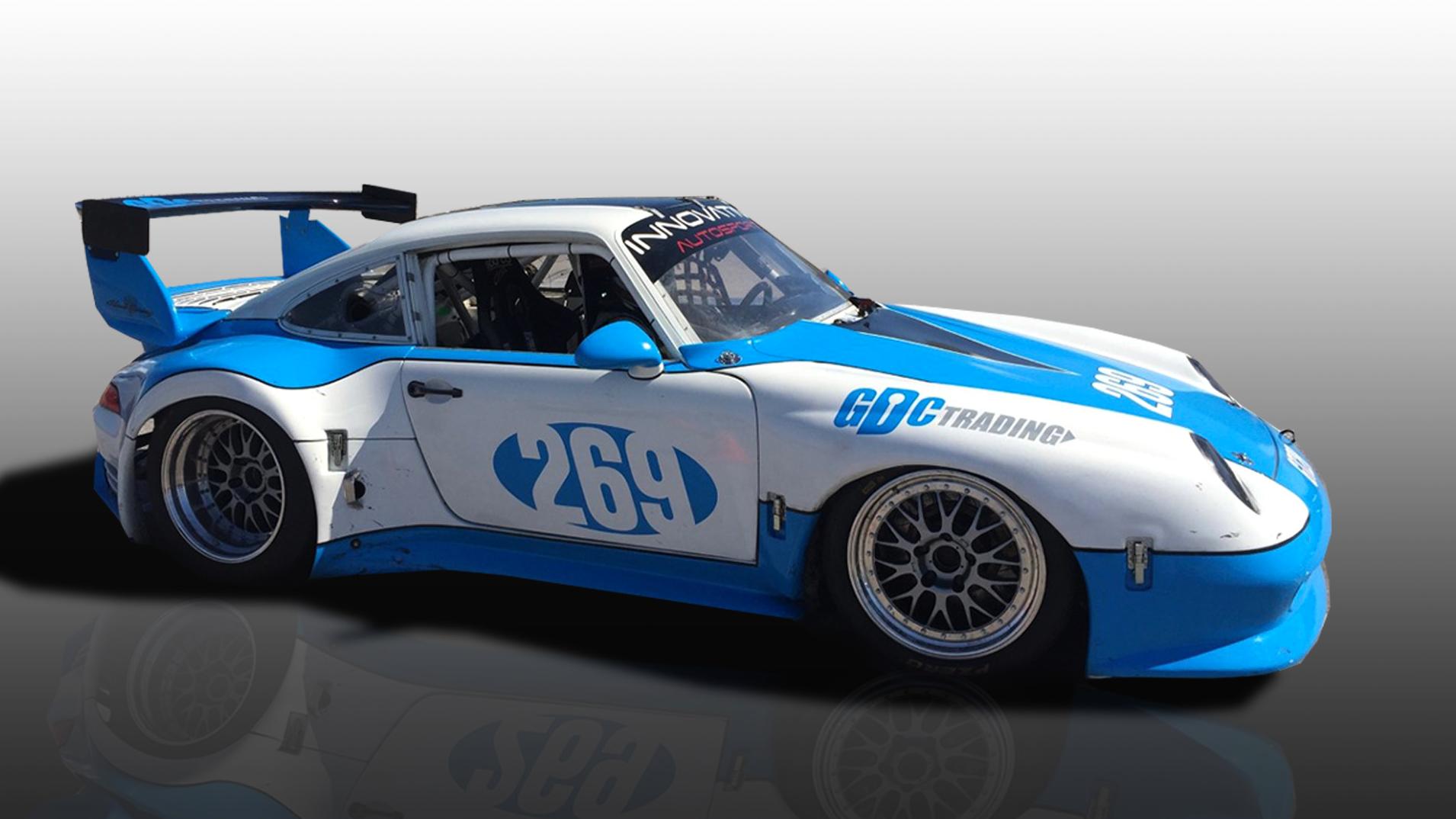1981 Porsche 930 Twin Turbo w/ 993 Body