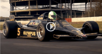 VIDEO: Watch Chris Harris Discover Ground Effect in the Lotus 79