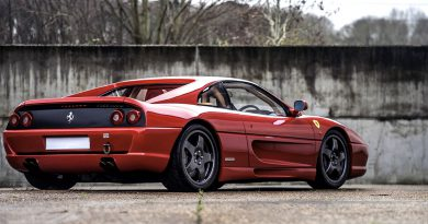 VIDEO: Racing with a Ferrari F355 Challenge