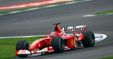Michael Schumacher Ferrari F2002 – the Dream Machine