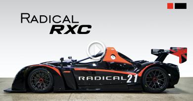 VIDEO: Radical RXC Spyder – The Halo Car from Radical Sportscars