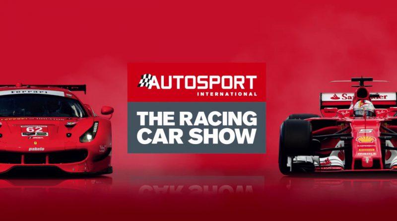 Upcoming Autosport Show 2020