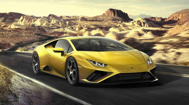 Lamborghini announces Huracan EVO