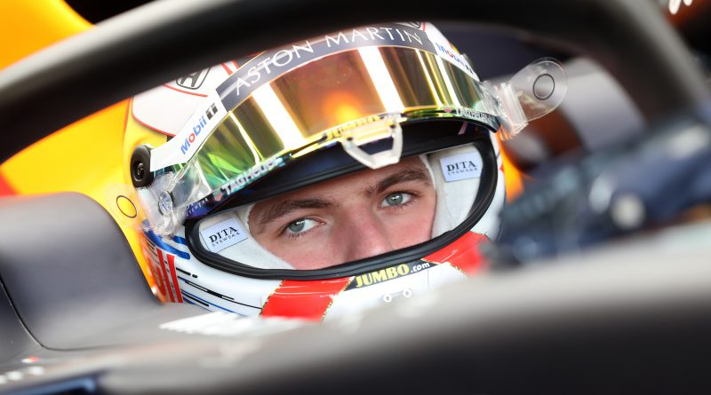 Max Verstappen new Red Bull contract