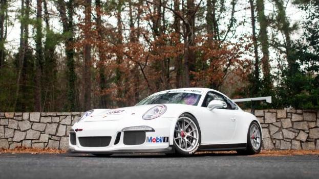 2016 Porsche 911 GT3 Cup 991.1
