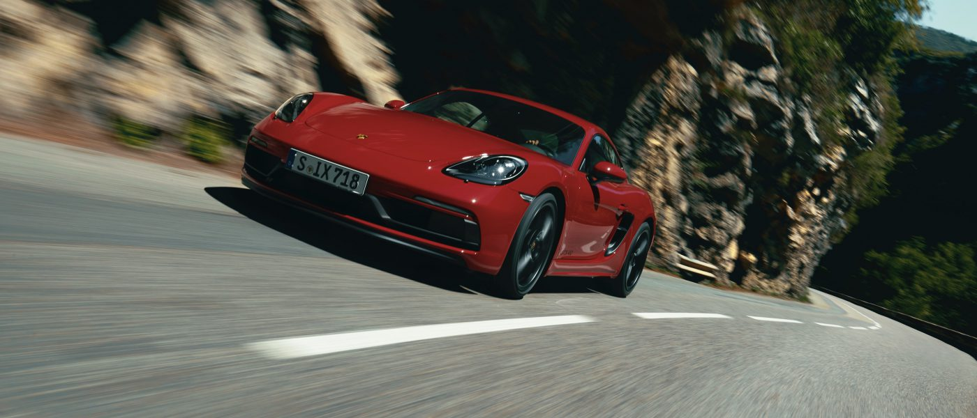 Porsche 718 GTS 4.0: Two stunning new additions