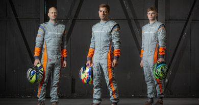 McLaren 720S GT3 to race in GT World Challenge Europe Endurance Cup
