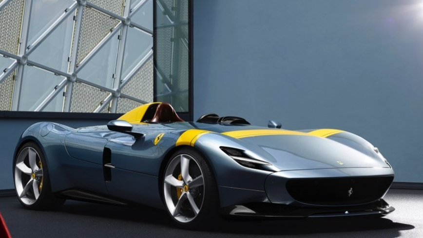 Ferrari Monza SP1/2 – Build Slot