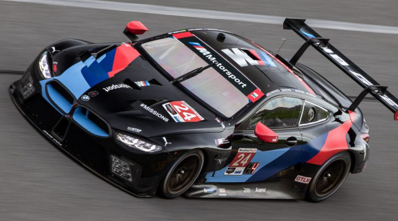 BMW is ready to defend its Daytona title in the IMSA season-opener
