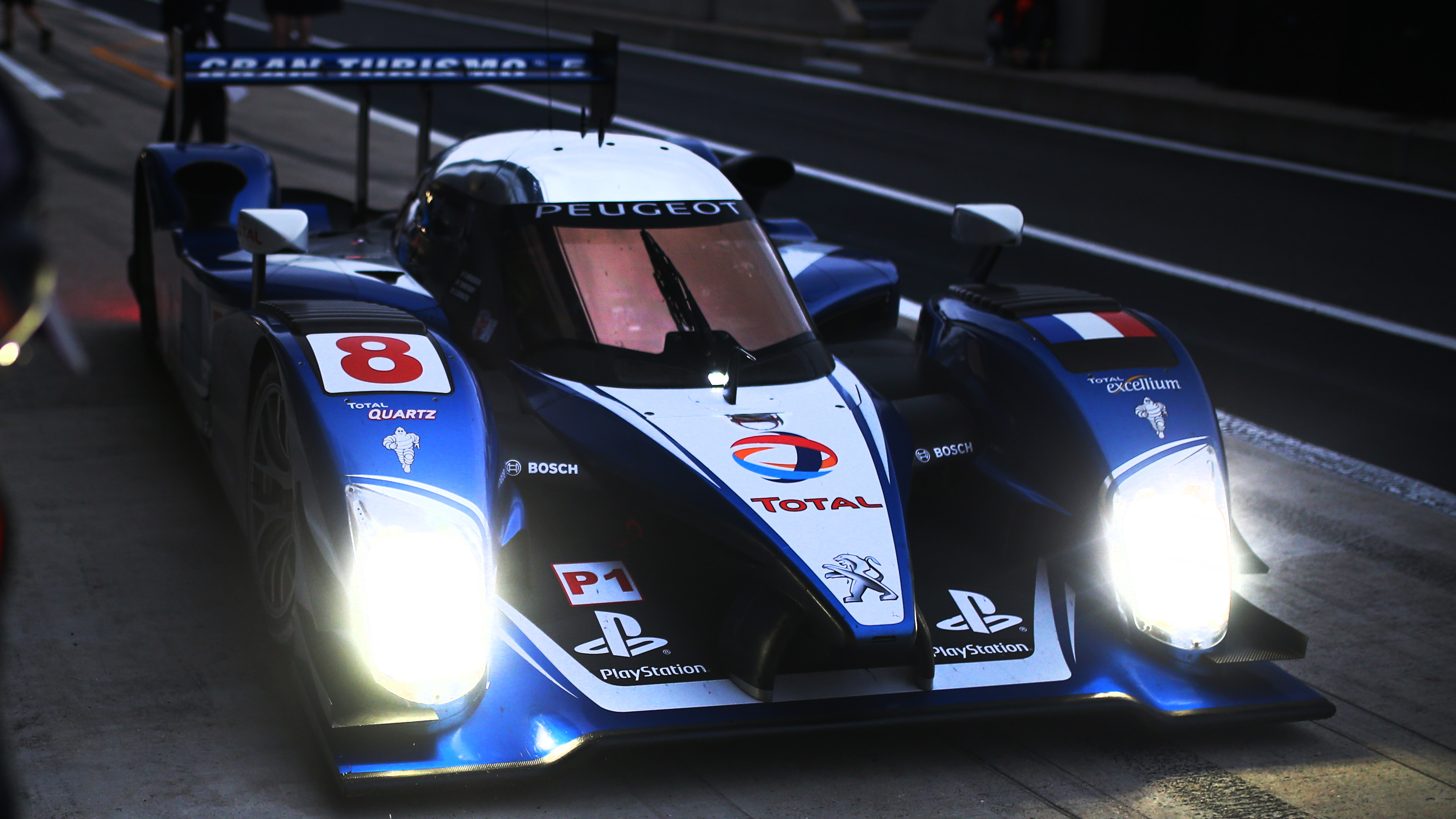 Peugeot 908 Chassis 9