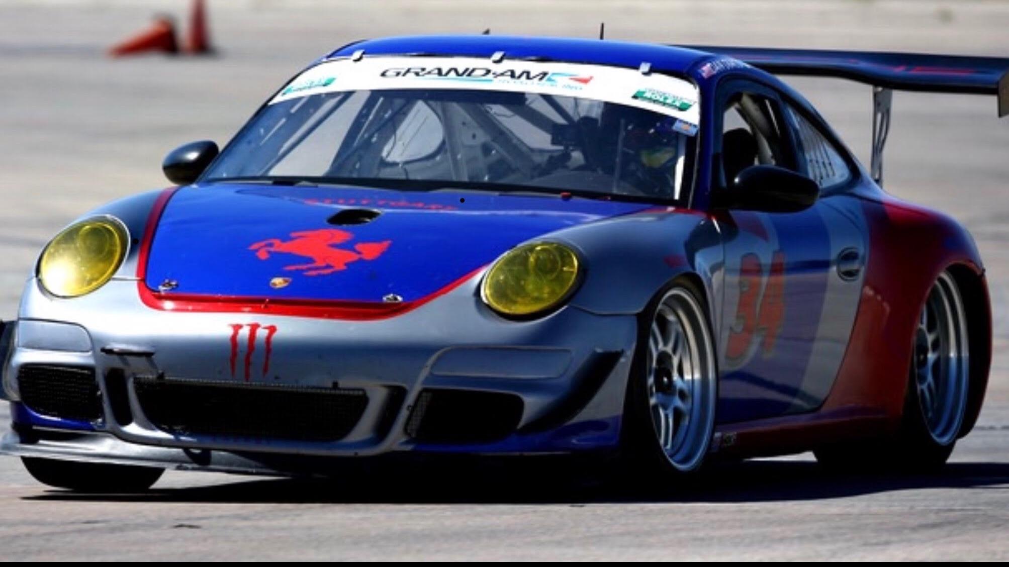Porsche 2012 Spec 911 Grand Am Cup Car