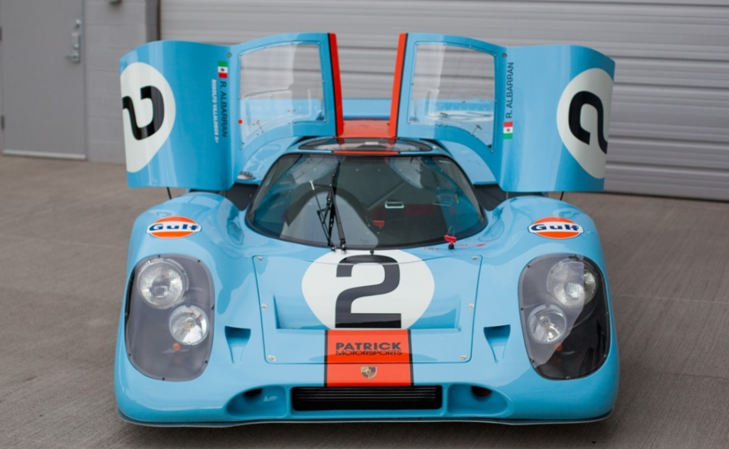 Race Car Photo