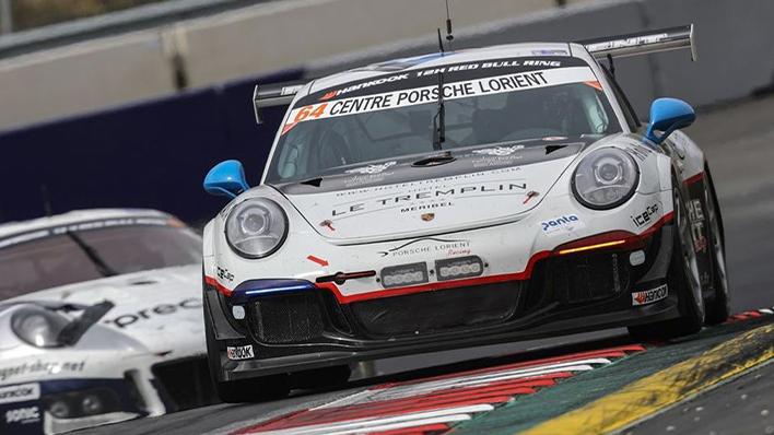 Porsche 991 CUP MK1