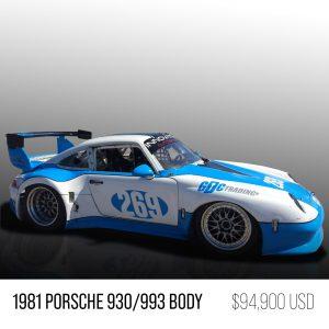 Porsche 930 / Porsche 993