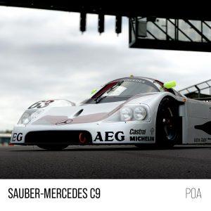 Sauber Mercedes C9