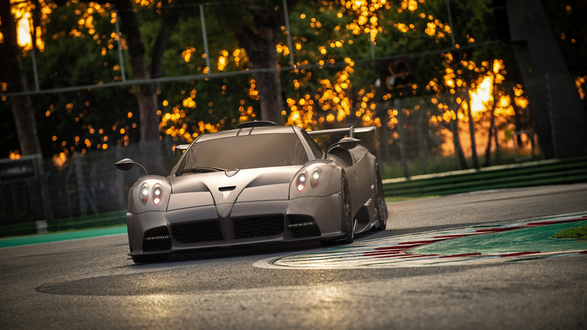 The Pagani Imola: The Most Powerful Pagani Ever?