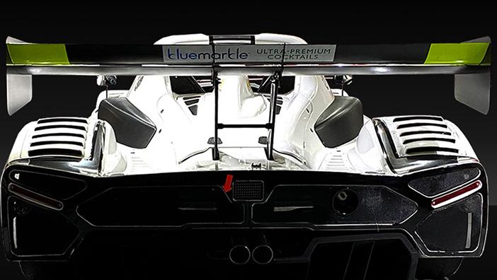 Radical 2016 RXC Spyder 3.0L V8
