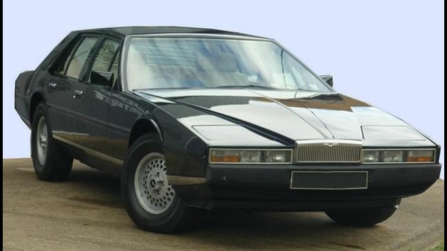 1982 Aston Martin Lagonda Saloon