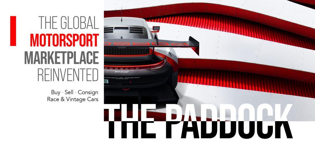 racing Edge Paddock Header- mobile