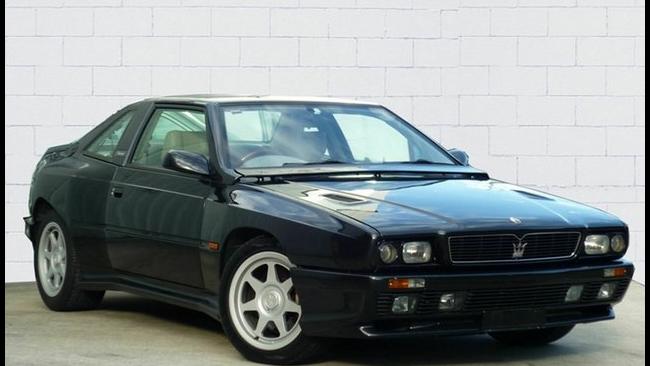 1994 Maserati Shamal Coupe
