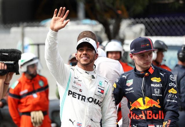 Lewis Hamilton Mercedes contract expires