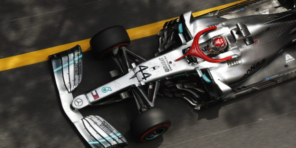 Mercedes 2020 F1 car will be launched on February 14th.