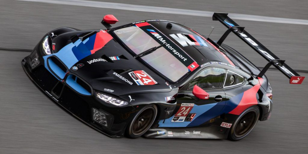 BMW at Daytona