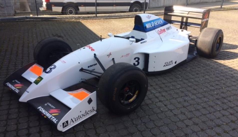 race car type