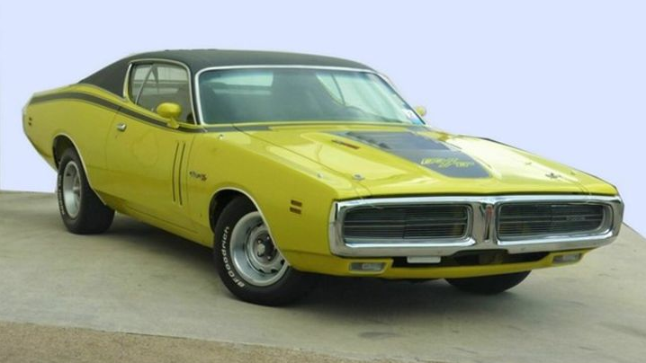 1971 Dodge Charger R/T  Coupe