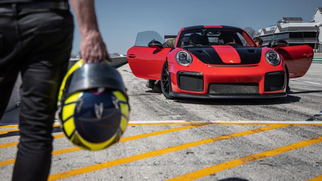 Selling A Race Car