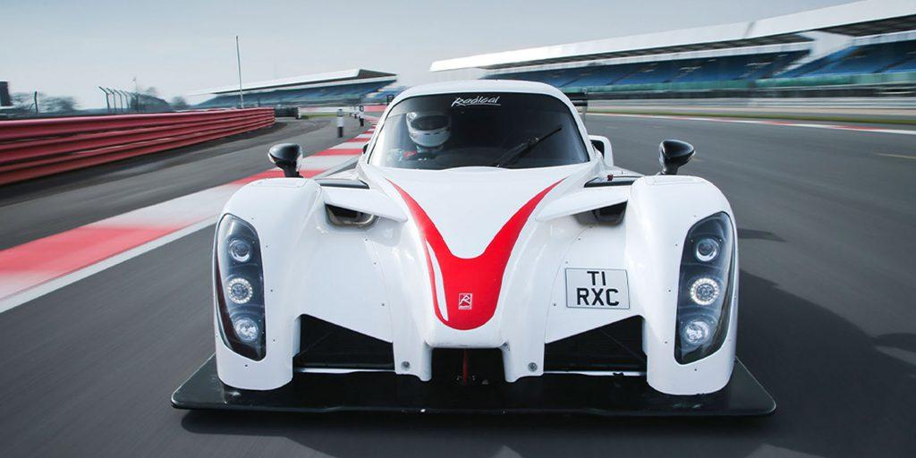 Radical race car