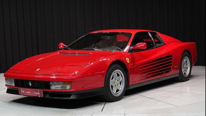 1991 Ferrari Testarossa Bispecchio