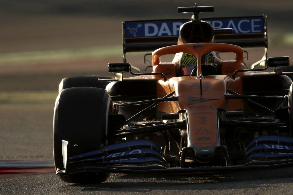 McLaren affected by coronavirus