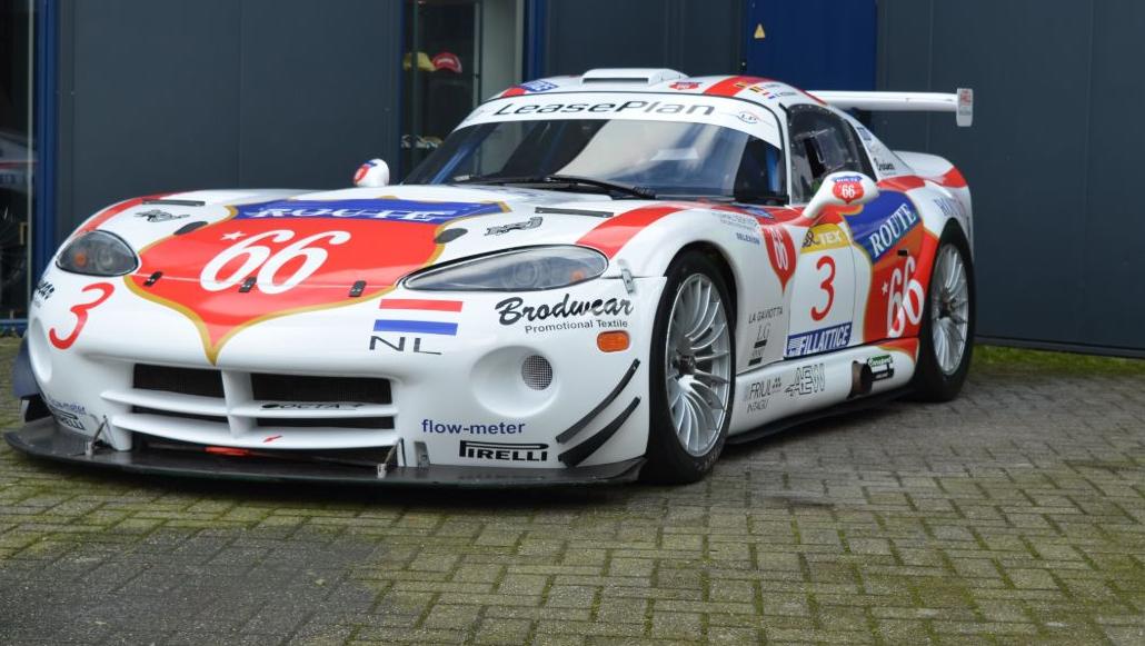 Oreca Viper GTS-R GT1