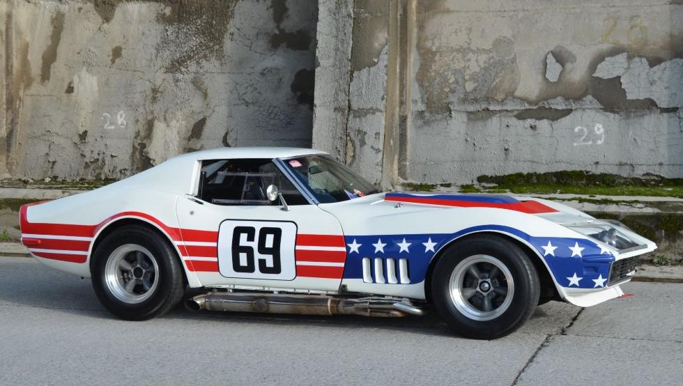 1969 Corvette C3