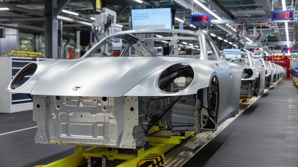 COVID-19 halts car production