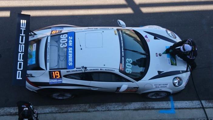 2015 Porsche 991 GT3 Cup Car