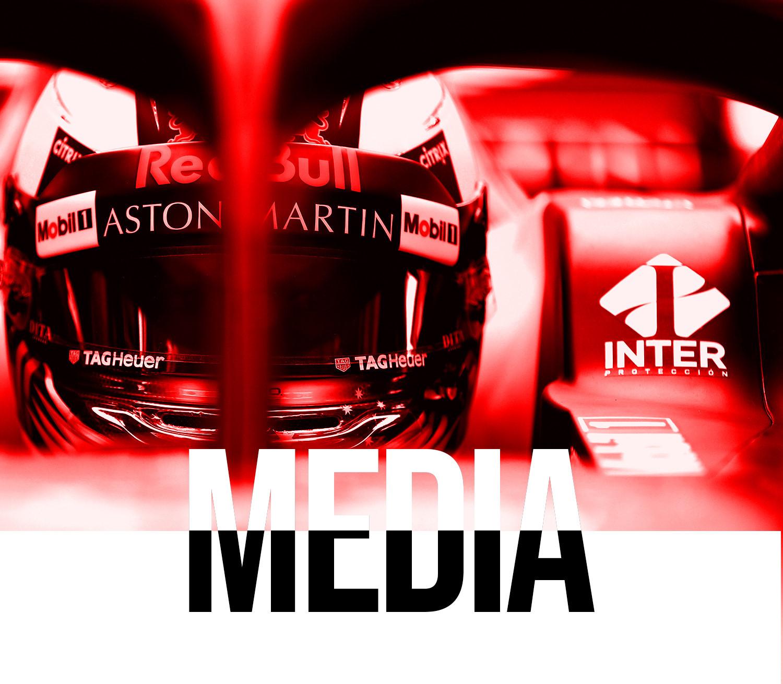 Racing Edge media banner for mobile