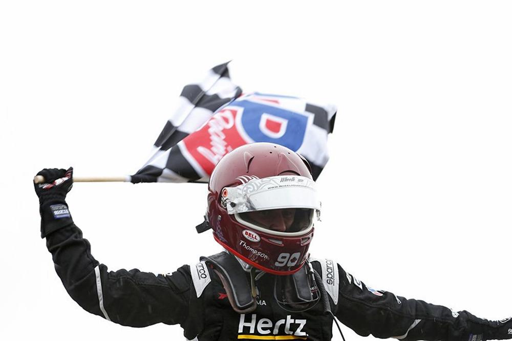 professional race car driver