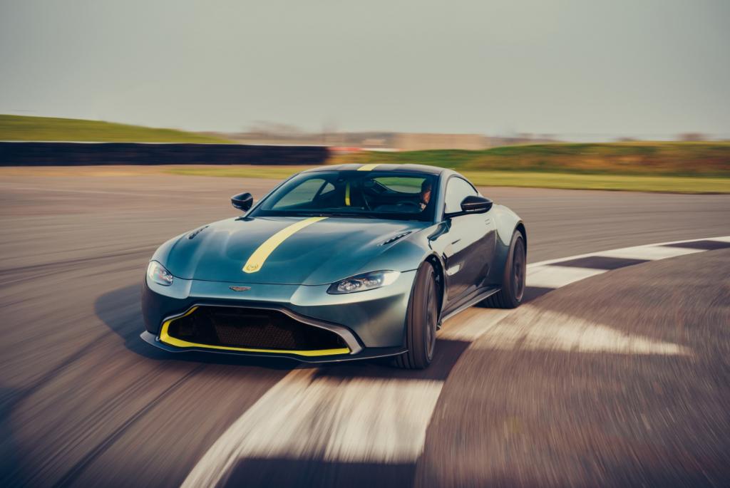 Aston Martin Track Day